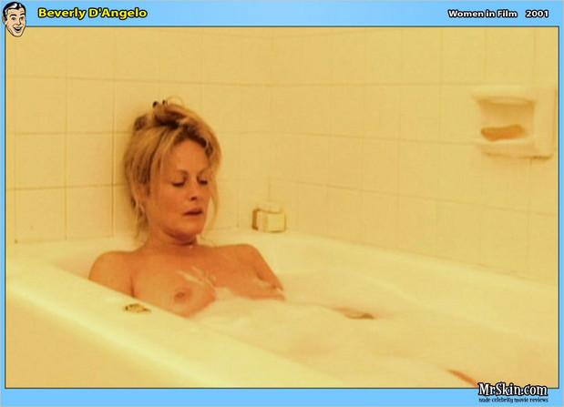 Beverly D'angelo in the tub