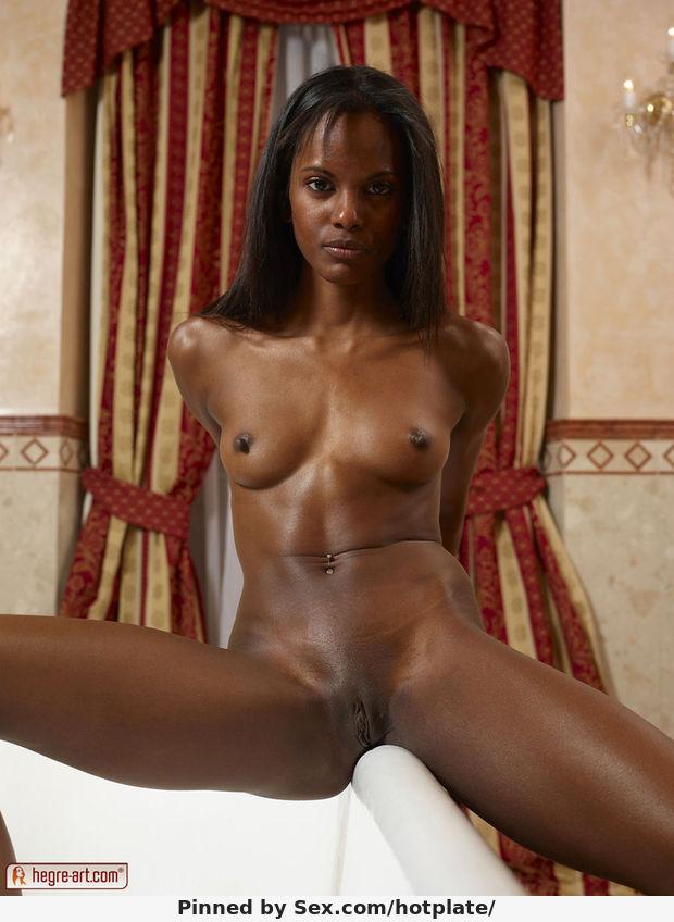 Valerie the Mauritian has a hot bath