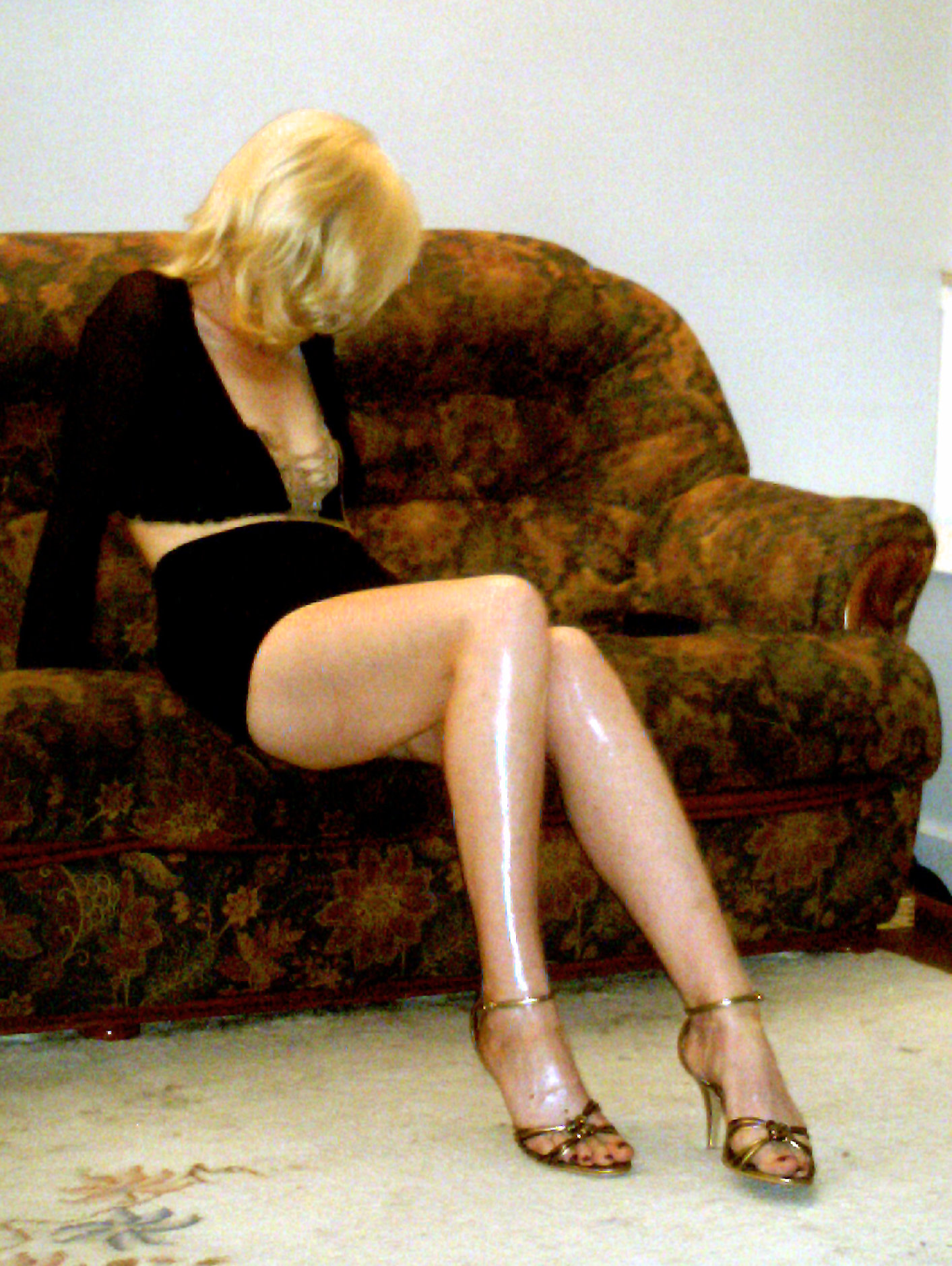 Uk Blonde wife