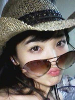 Beautiful Korea college girl