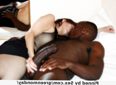 Incredible rub interracial picture