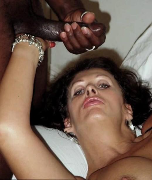 black dick for a beautiful white chic-oak2tre