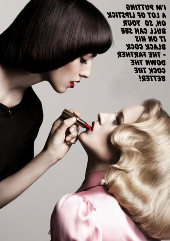 """Bullistic Lipstick"""
