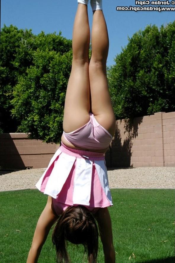 Cheerleader Ass