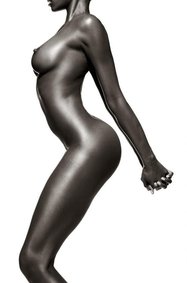 smooth ebony