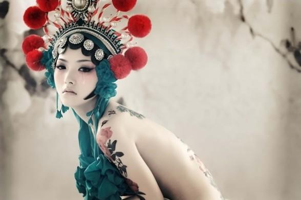 Lovely Chinese girl
