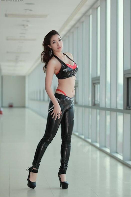 Kang Hye Jin – CJ SuperRace 2012 R1